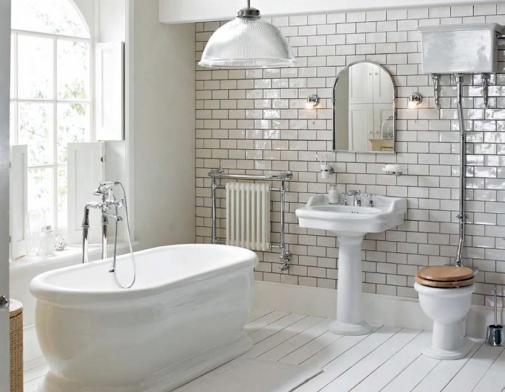 Subway Tile For Small Bathroom Remodeling Inspiration