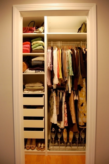 how to organize a small closet for two print discount 19746 | small closet master bedroom organization ideas pics