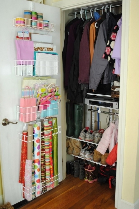 Small Closet Organization Ideas Diy Small Space Saving Photo