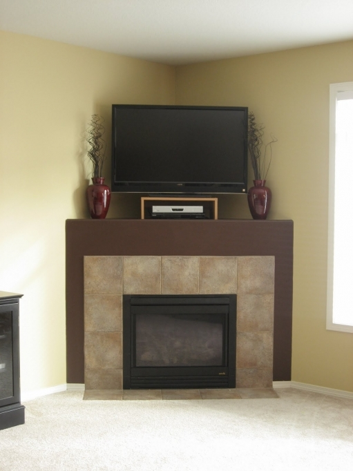 Small Corner Electric Fireplace Tv Stand Simple Ideas Home Design 27