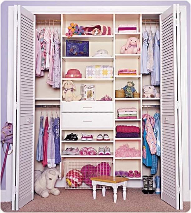 Small Walk In Closet Dimensions With Fantastic Closet Organization Ideas  7826
