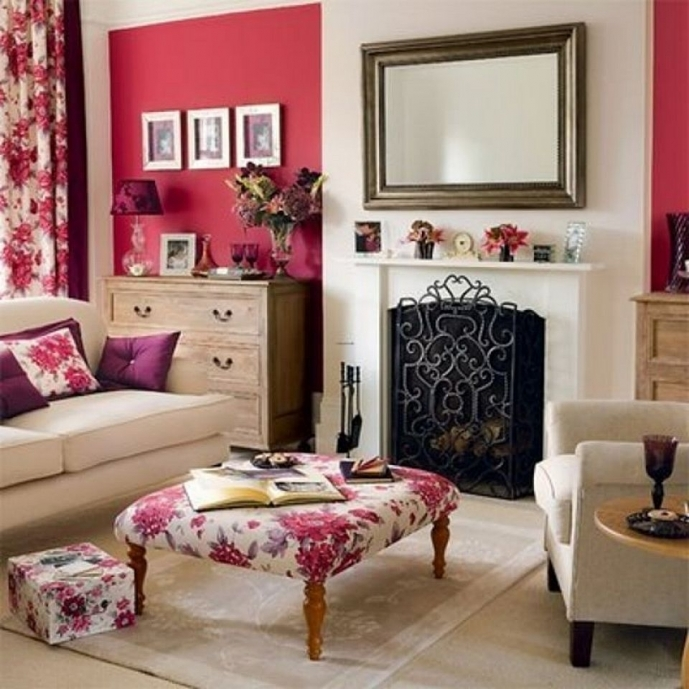 Small Living Room Decorating Ideas Space Saving Trick Idea 91