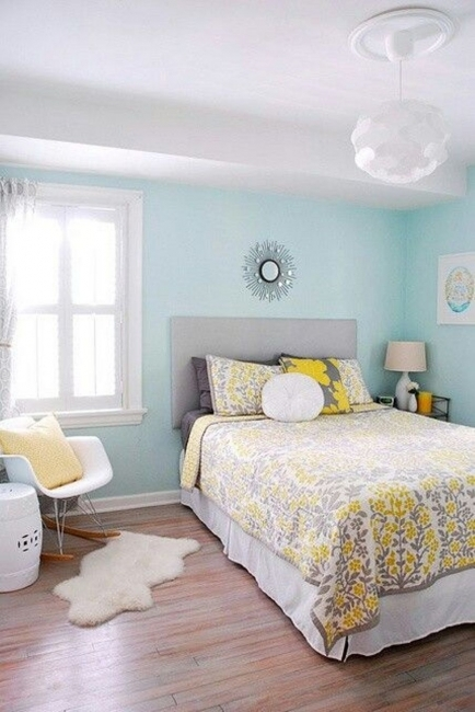 best colors for small guest bedroom ideas design  Image 87