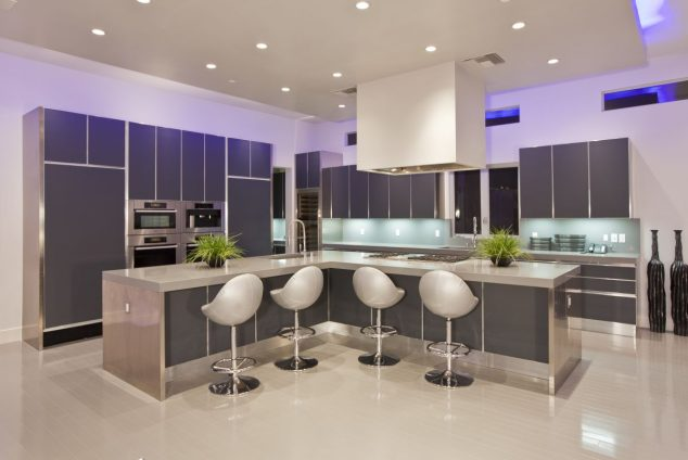 kitchen led lighting ideas images 55456