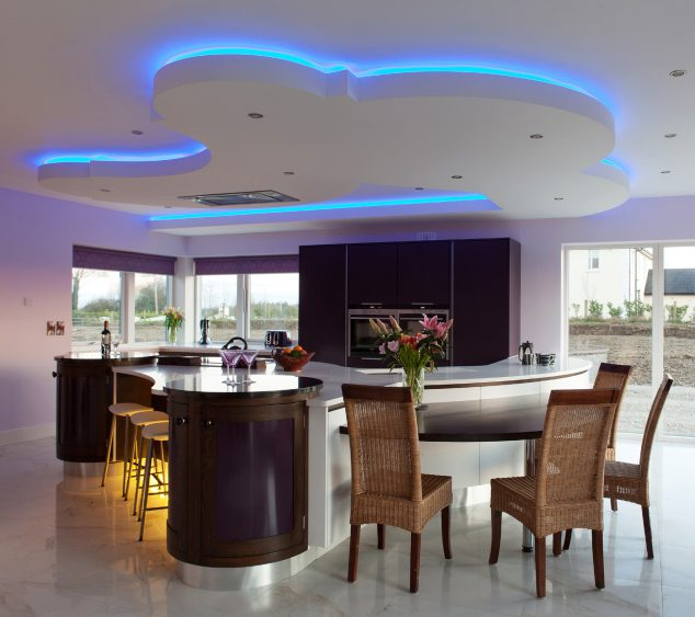 kitchen led lighting ideas picture