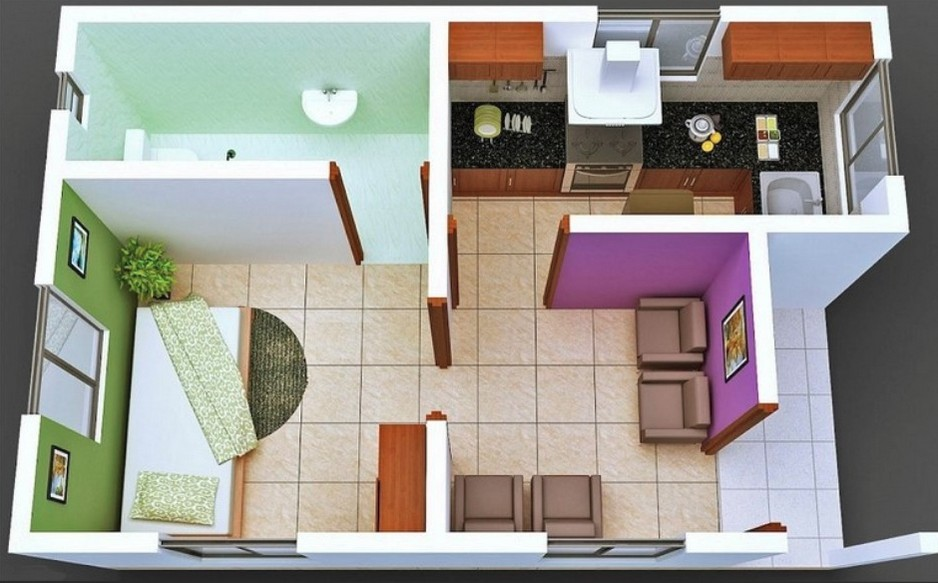 best tiny house floor plans