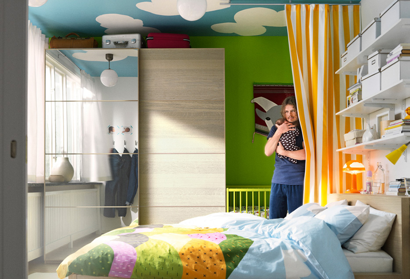 7 Excellent Ideas Small Bedroom Decorating