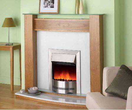 Electric Fireplaces For Small Spaces and Apartments