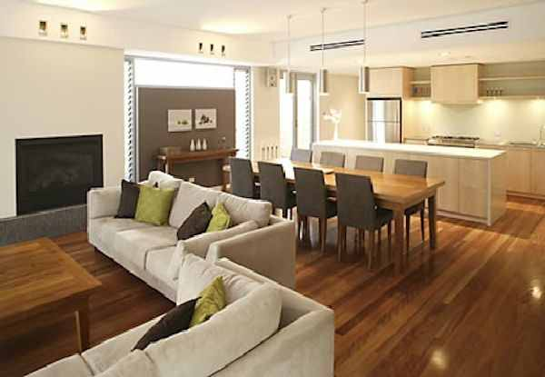 Living Dining Room Combo Decorating Ideas Picture 002 Small Room Decorating Ideas