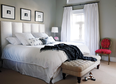 Making a Small Master Bedroom Appear More Spacious