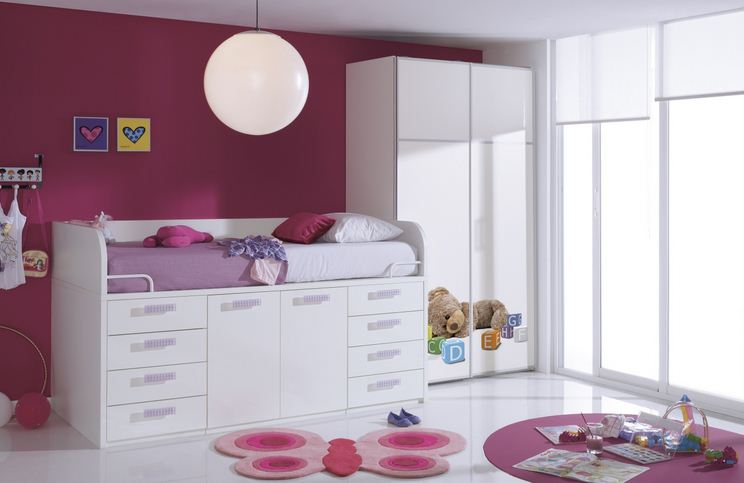 The Benefits Of A Cabin Bed For A Small Room