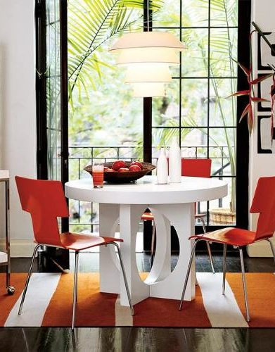 Dining Room Furniture Placement Ideas