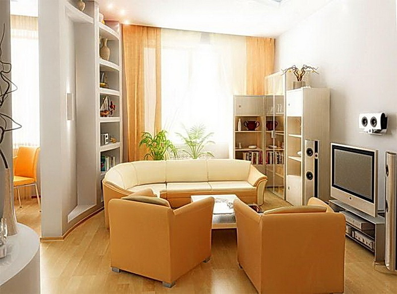 Decorating Small Living Spaces