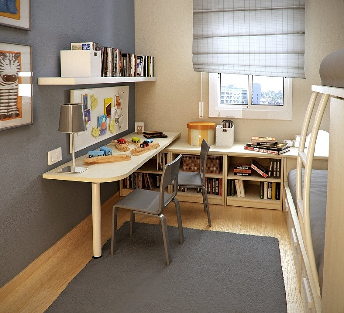 Decorating Small Space Windows Tips