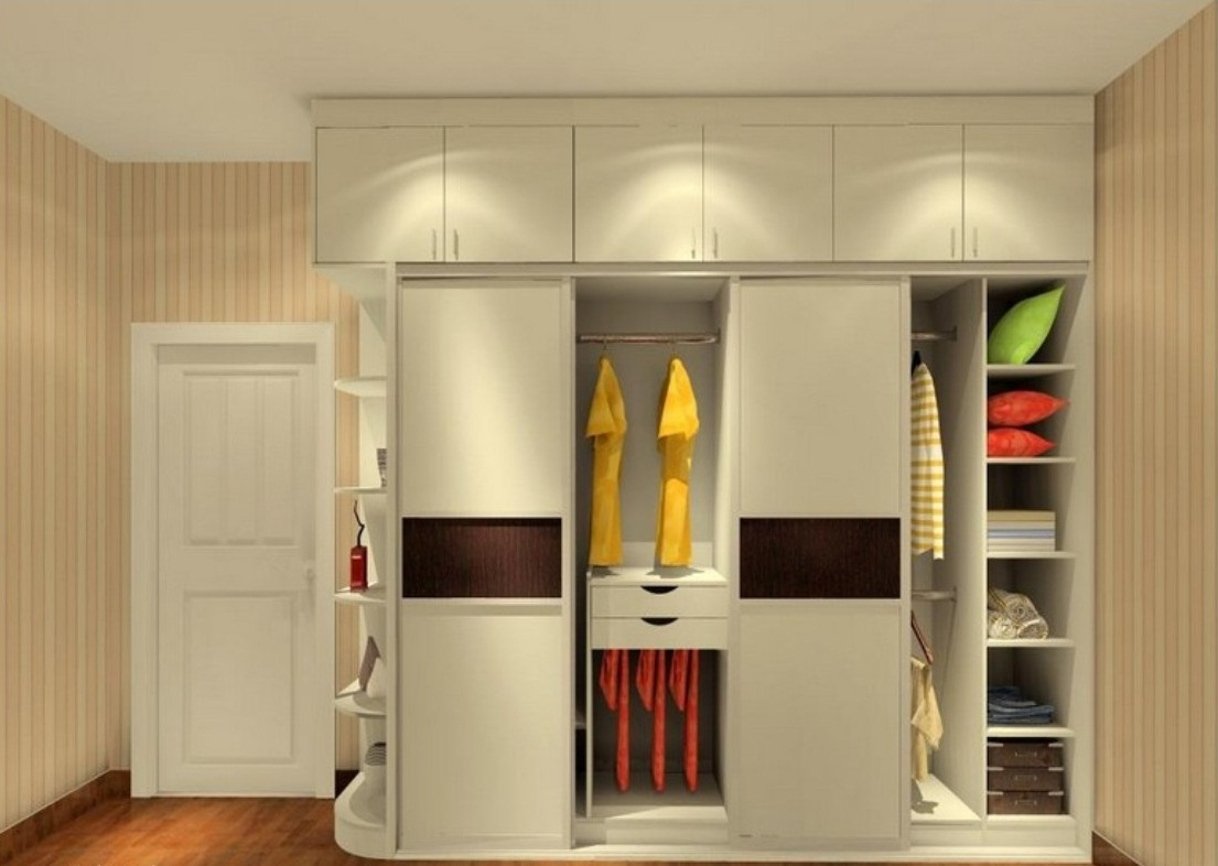 Bedroom Wardrobe Designs For Small Bedrooms Images 07 Small Room Decorating Ideas