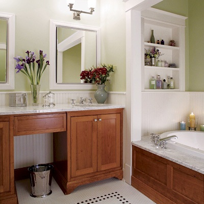 remodeling a small bathroom floor plans photos 15