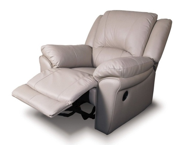 Leather Armchair Recliner Options