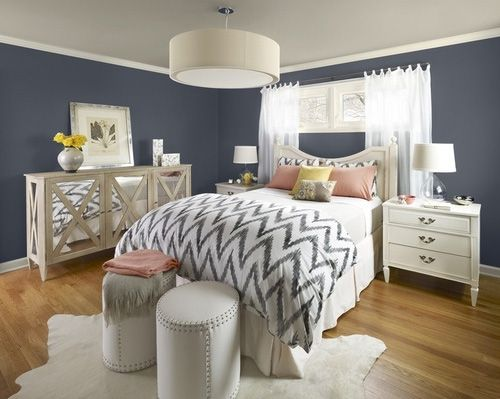 Modern Master Bedroom Color Schemes