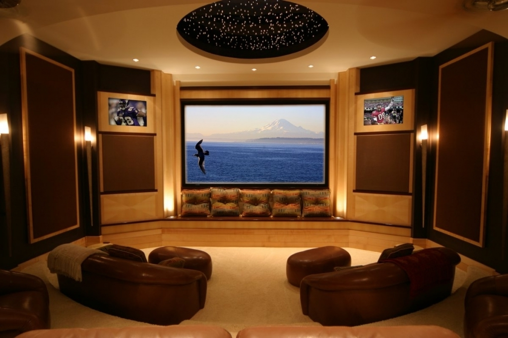 Amazing Small Media Room Ideas With Affordable Modern Design Ideas