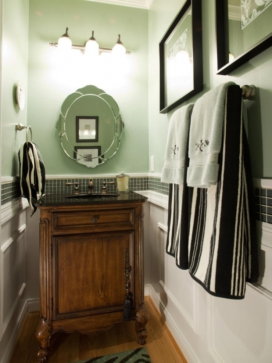 Beautiful Small Powder Room Vanities