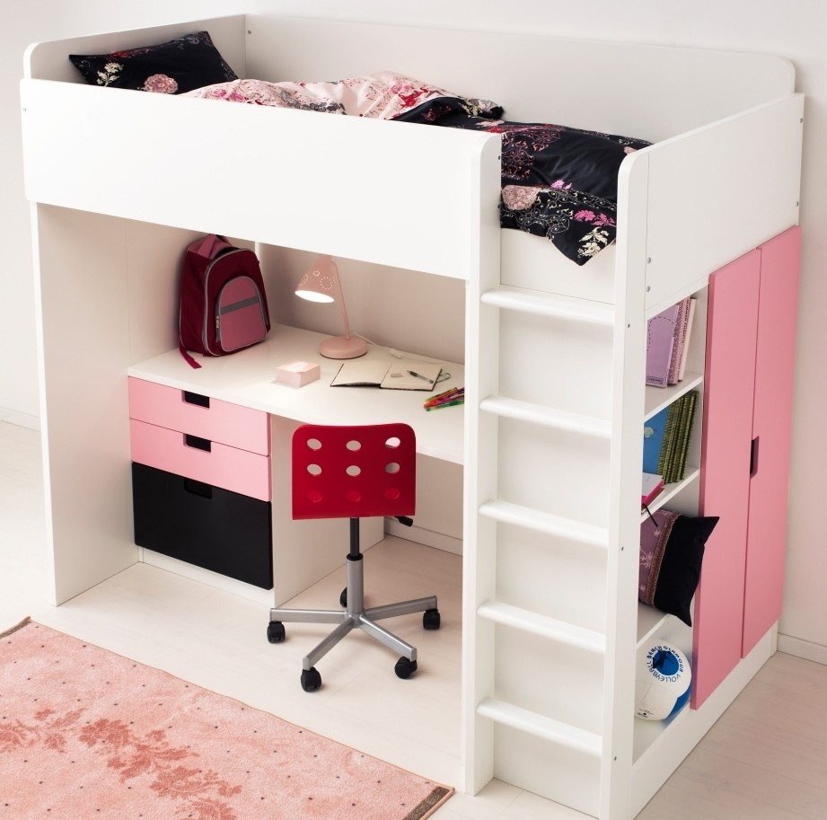 Extraordinary Small Cabin Beds For Girls Furniture Designs