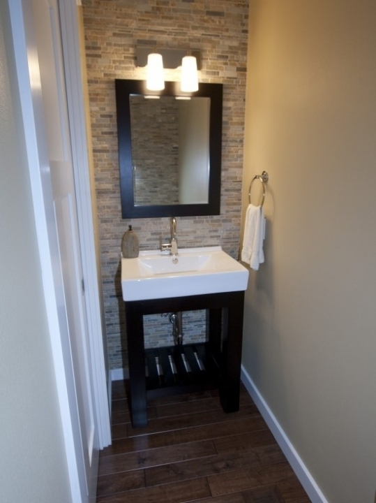 Great Small Powder Room Vanities Contemporary Small Vanity Mirror Design