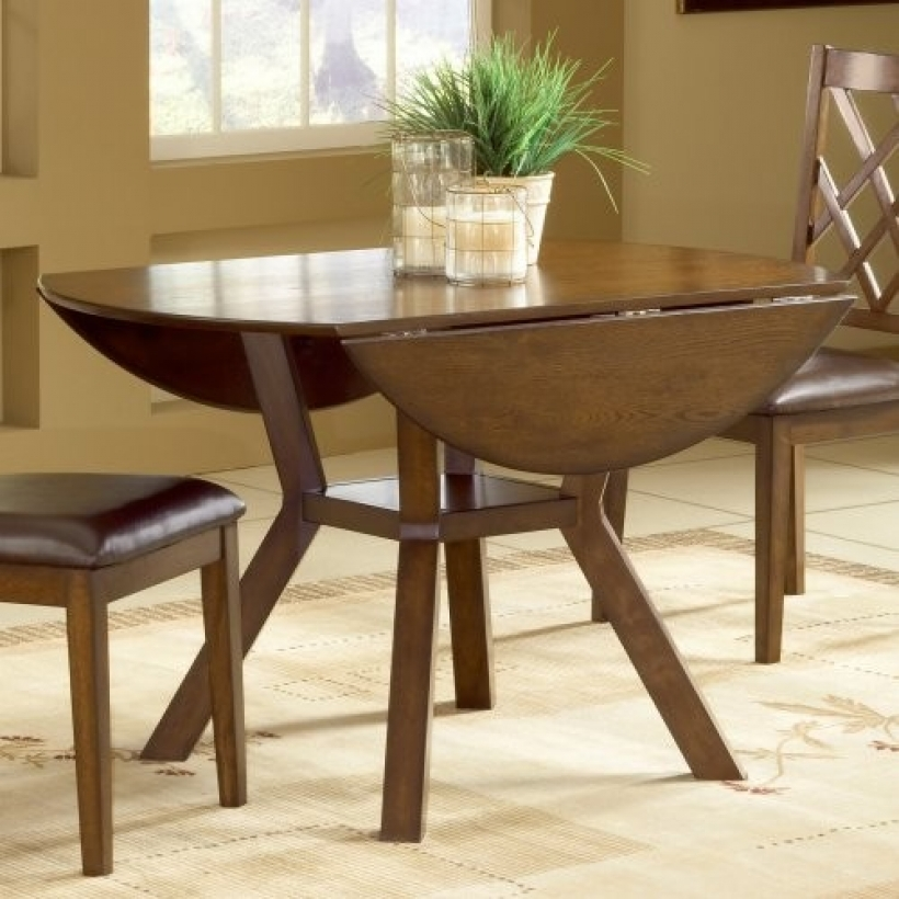 Drop Leaf Kitchen Tables For Small Spaces Save Up Space Kitchen Room 067