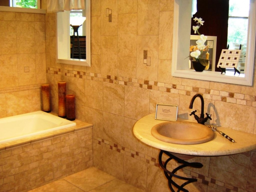 Bathroom Flooring Ideas For Small Bathrooms With Comfy Bathroom Tile Ideas