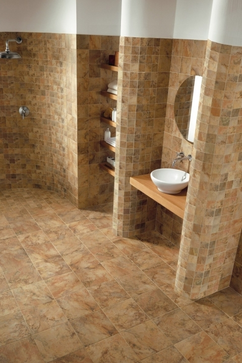 Bathroom Flooring Ideas For Small Bathrooms With Fantastic Flooring Tile Ideas And Furniture