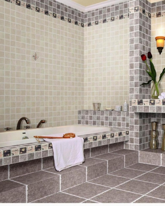 Bathroom Wall Tile Ideas For Small Bathrooms With Impressive Decor