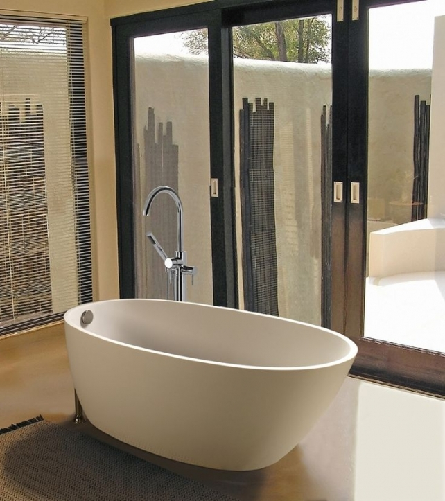 Freestanding Bathtubs Small Spaces Lovely Freestanding Simple Ideal Platinum Adex 7771