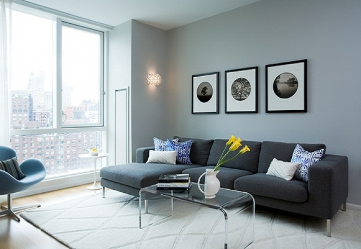 Paint Color Ideas For Small Living Room Inside Attractive Gray Paint Colors Living Room Ideas For Small Apartment Design 1935