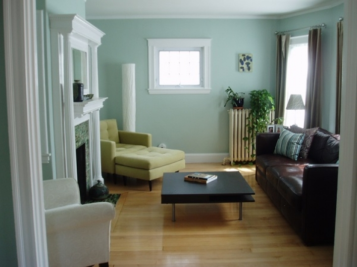 Paint Color Ideas For Small Living Room With Attractive Modern Home Interior Design 3895