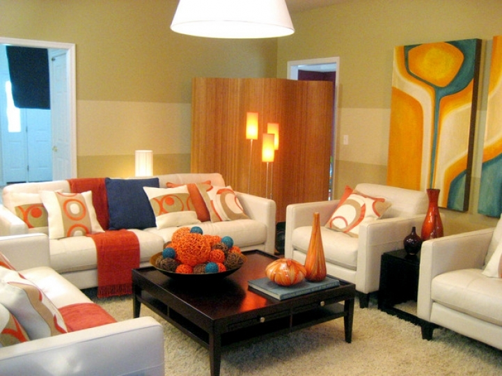 Paint Color Ideas For Small Living Room With Charming Decorating And Attractive Furniture Ideas 3296