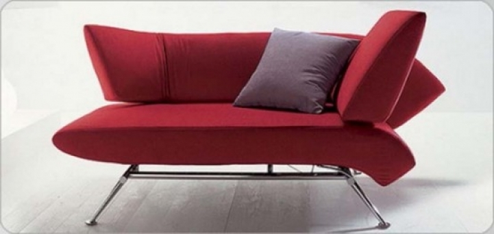 Red Sectional Sofa Bed For Small Spaces Inside Classy Contemporary Design Ideas 5914