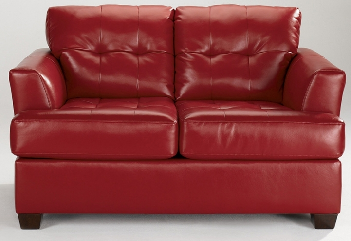 Red Sectional Sofa Bed For Small Spaces With Attractive Red Loveseat Sofa Bed Ideas 8944