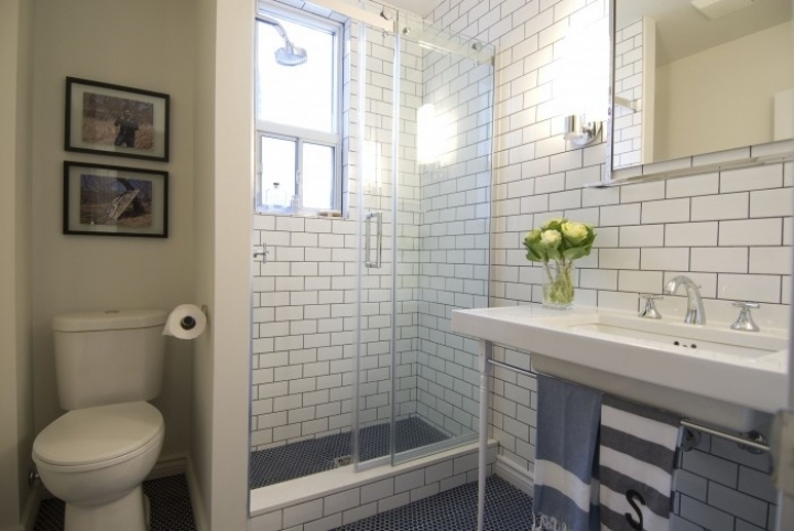 Subway Tile For Small Bathroom Remodeling Inspiration Ideas 7101