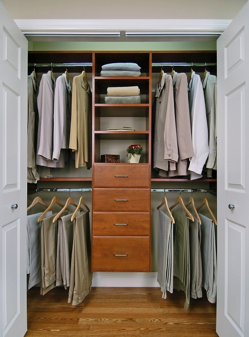 Small Closet Entry Organization Ideas Wooden Material Storage Ideas Photos