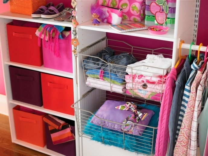 Small Closet Organization Ideas RX Press Kits Closet Maid Tween Close Up Photo