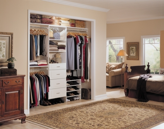 Small Closet Organization Ideas Solution For Saving Space Picture