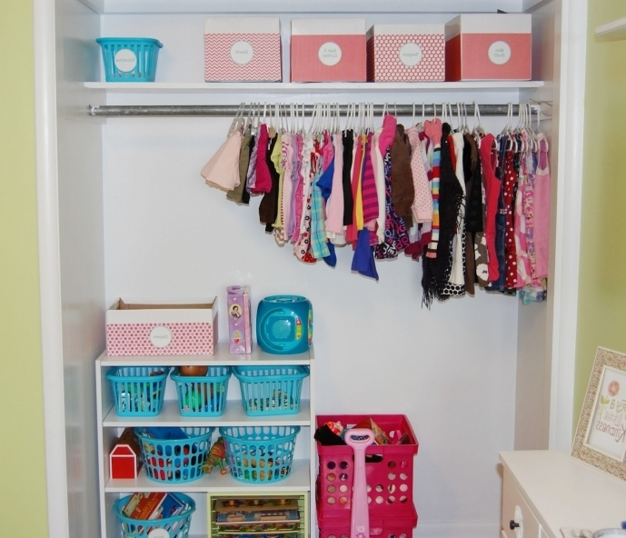 Small Closet Organizer Ideas For Home Designs Image