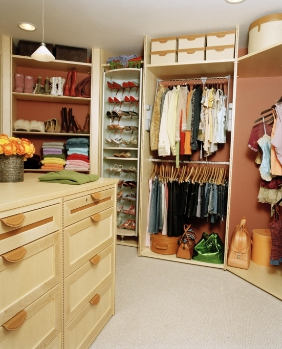 Small Closet Ideas Organizing Solutions
