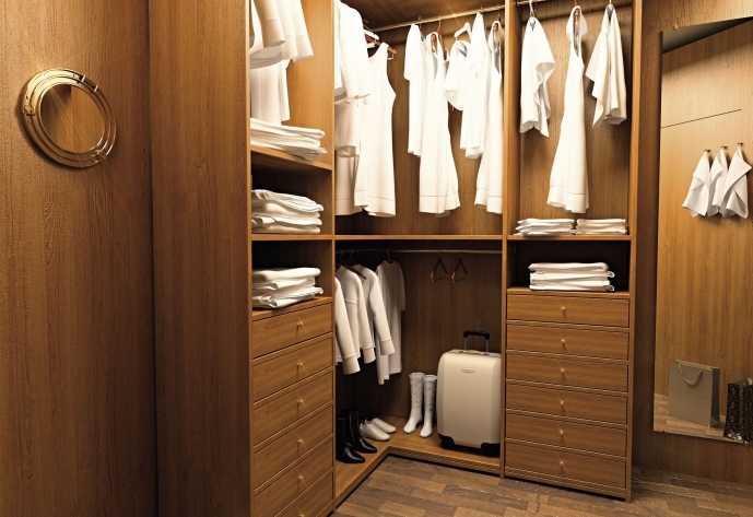Small Walk in Closet Dimensions Layout Ideas