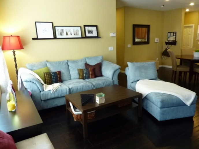 Decorating Ideas For Small Living Rooms Awesome Interior Furniture Light Blue Velvet Plose Sofa With Curved Arm 24