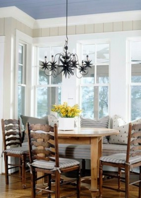 Small Dining Room Decorating Ideas Classic Interior Design Pic 70