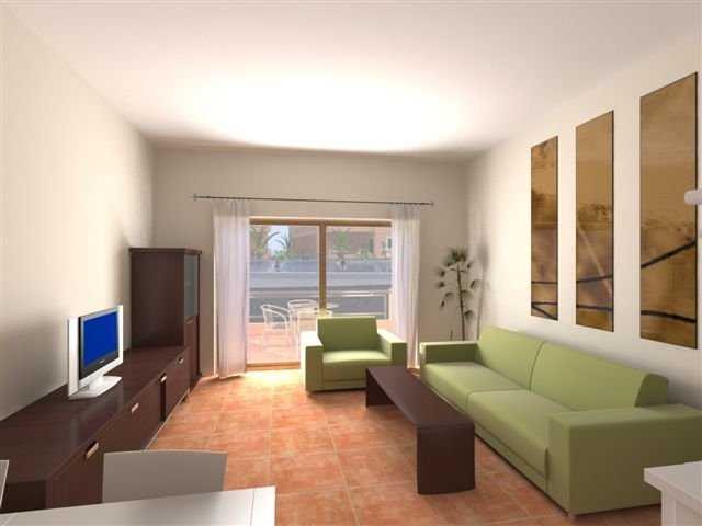Making a Small Living Room Look Larger