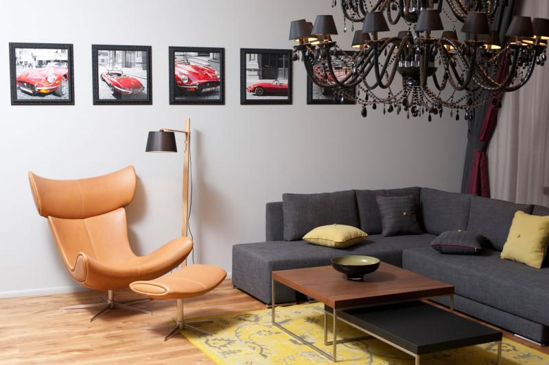 Living Room Designs and Ideas For any Studio room Apartment