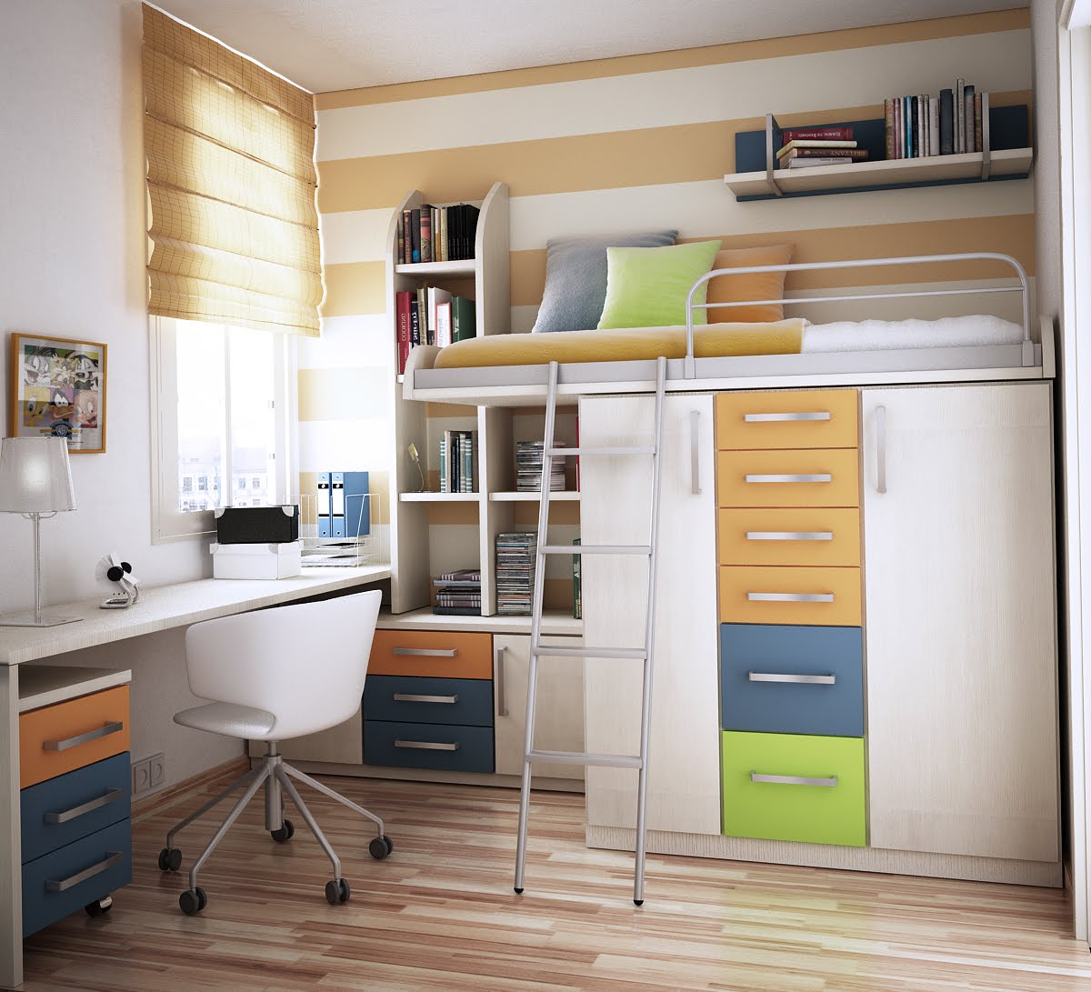 Small Bedroom Decorating Ideas For Kids Small Room Decorating Ideas