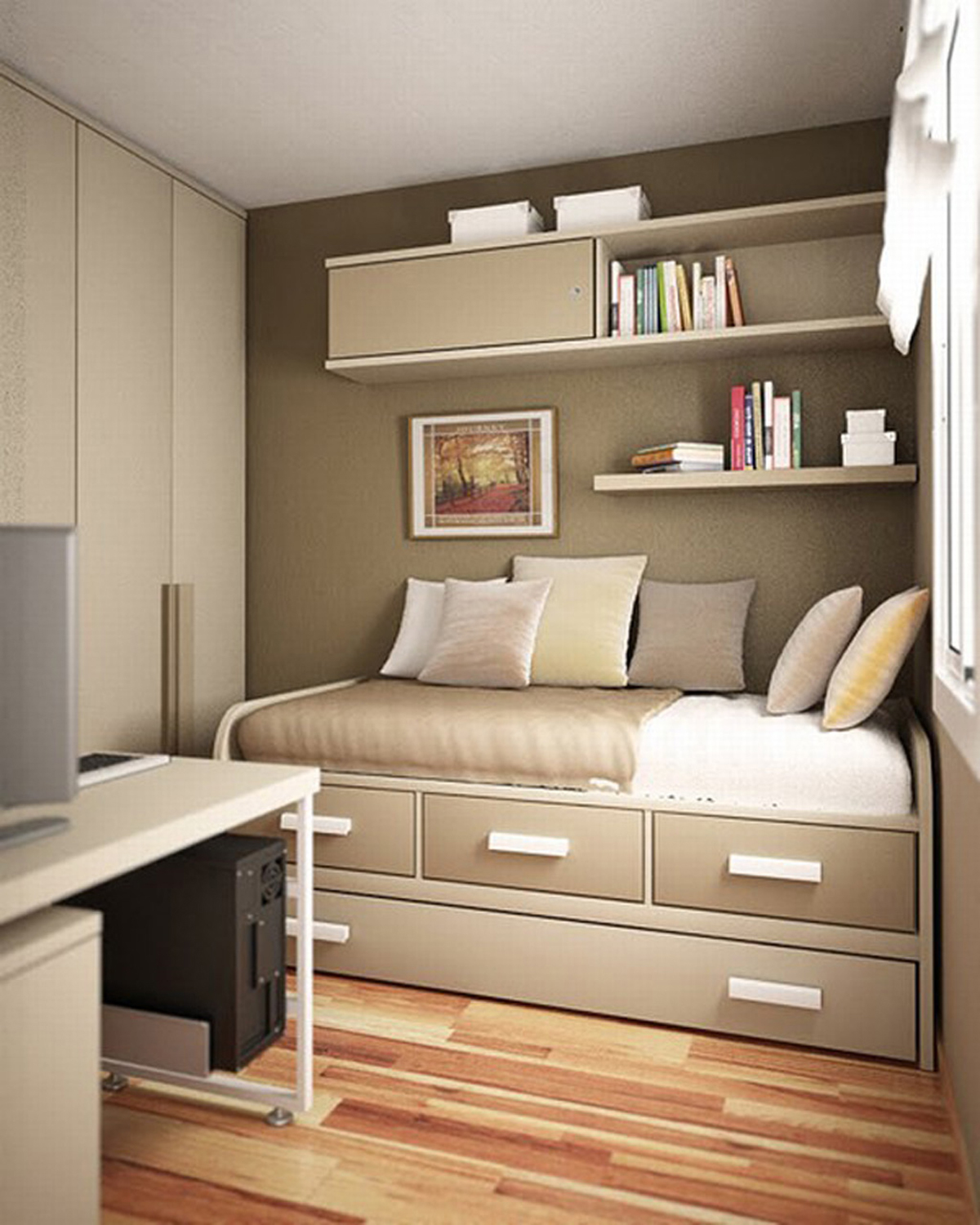 Small Bedroom Decorating Ideas On A Budget Small Room Decorating Ideas