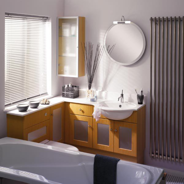 Trendy and Compact Bathroom Furniture for Modern Homes